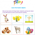 Learn the Easter