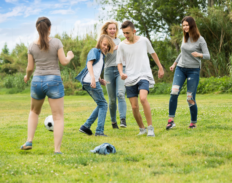 adolescence sports