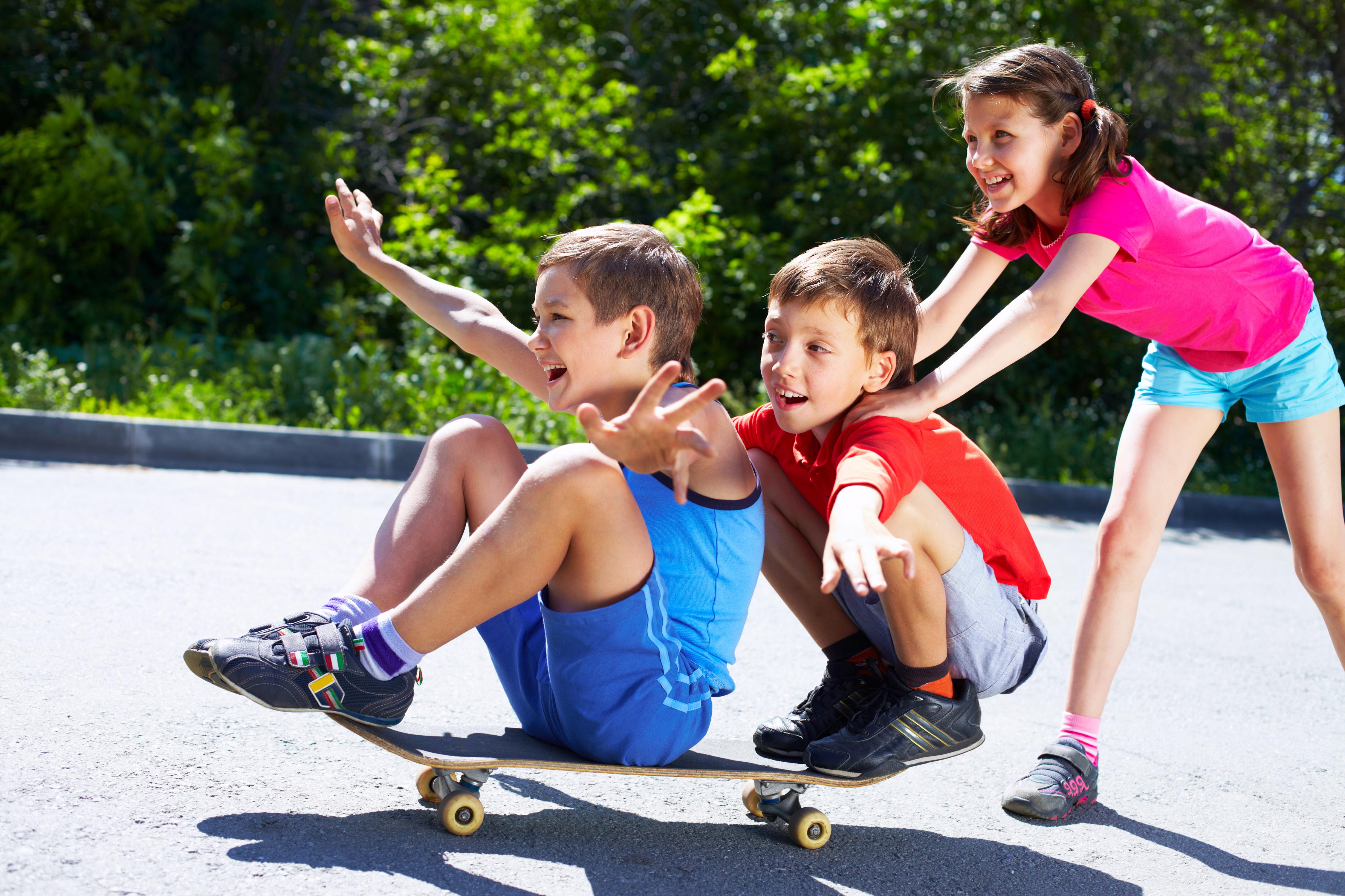 Behavioural benefits of play