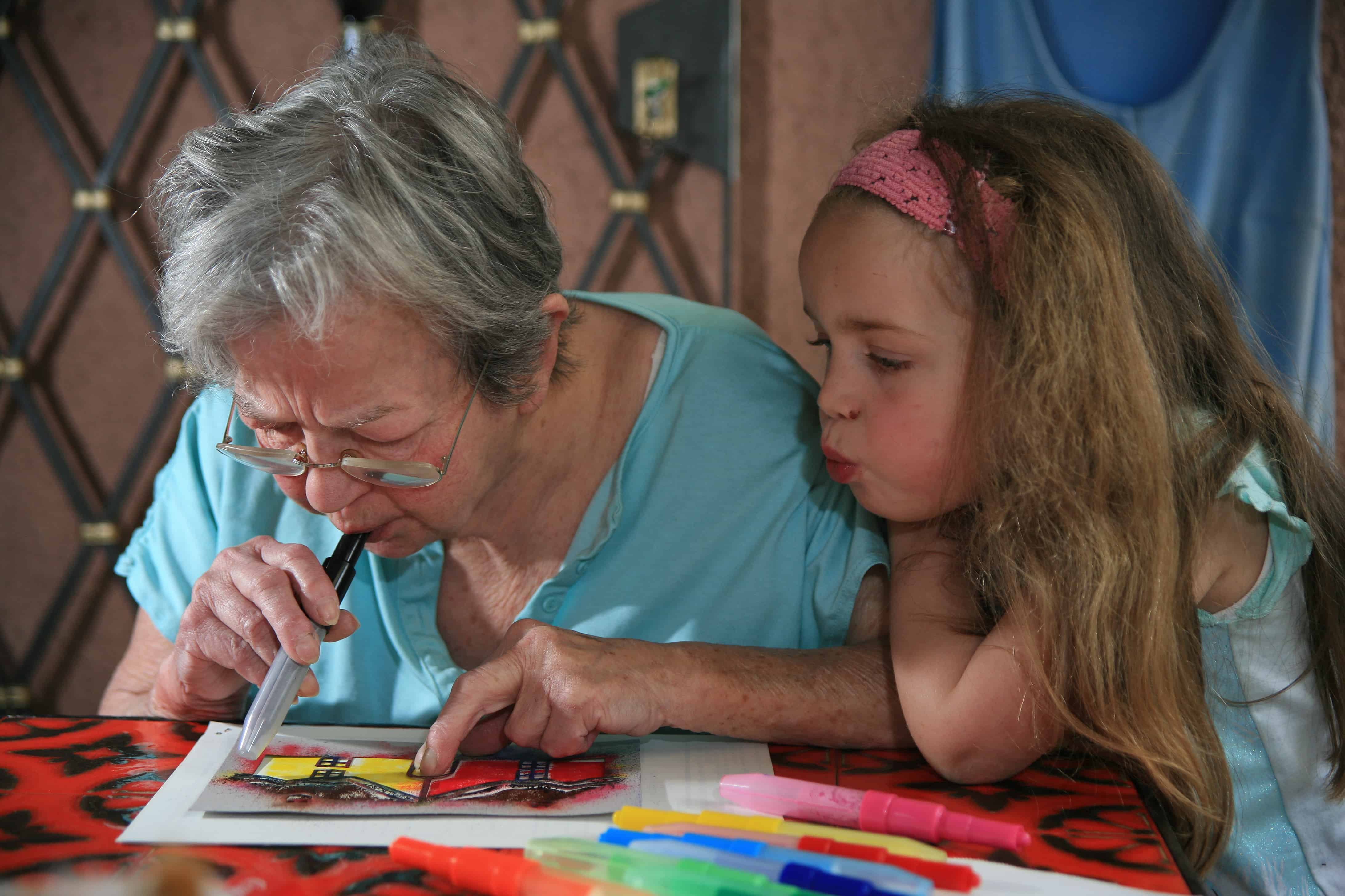 Intergenerational craft