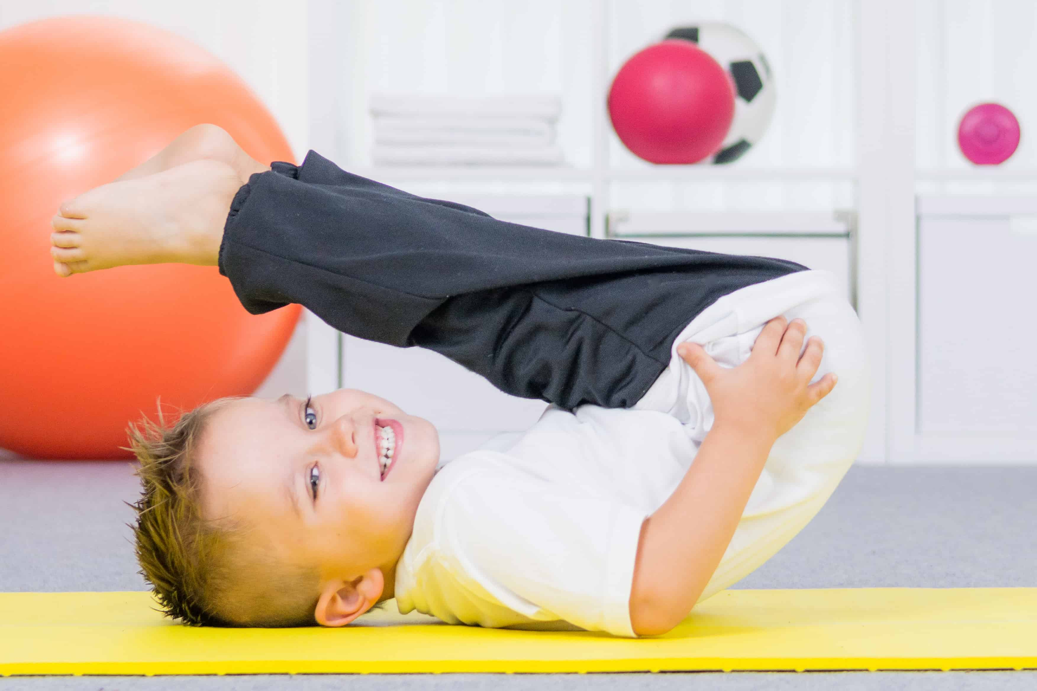 Pre-School stretching